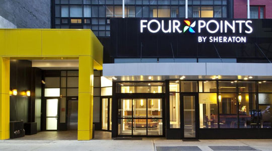 Image of Four Points by Sheraton Midtown – Times Square